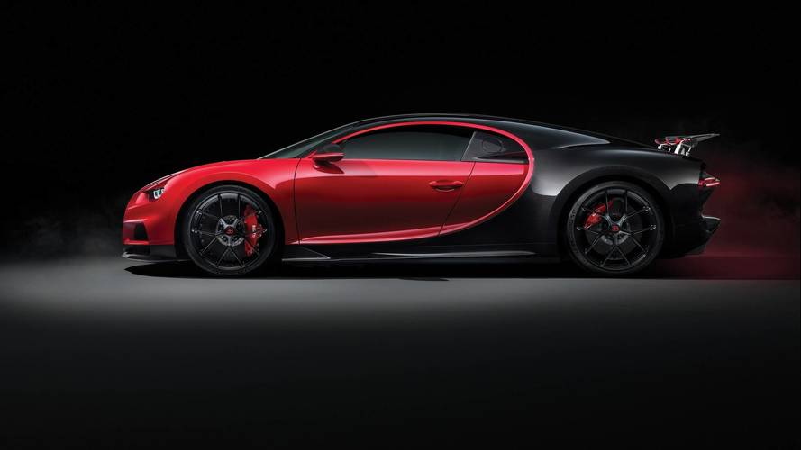 Une version plus radicale de la Bugatti Chiron à Pebble Beach