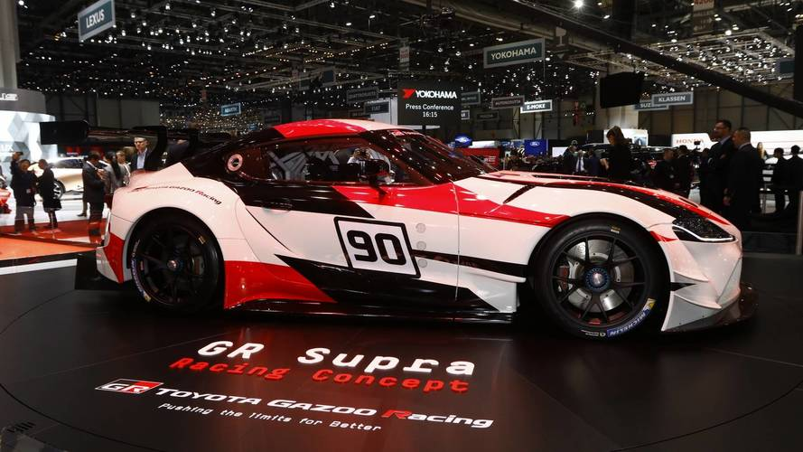 The Track-Ready Toyota Supra Is Happening