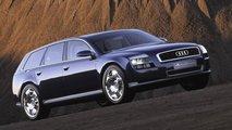 2001 Audi Avantissimo konsepti