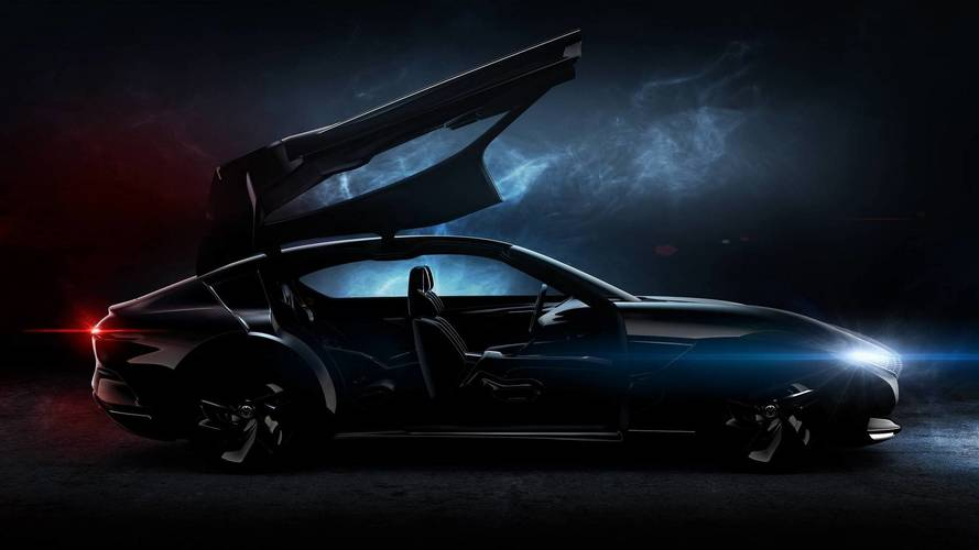[GÜNCEL] Pininfarina, elektrikli HK GT konseptini gösterdi