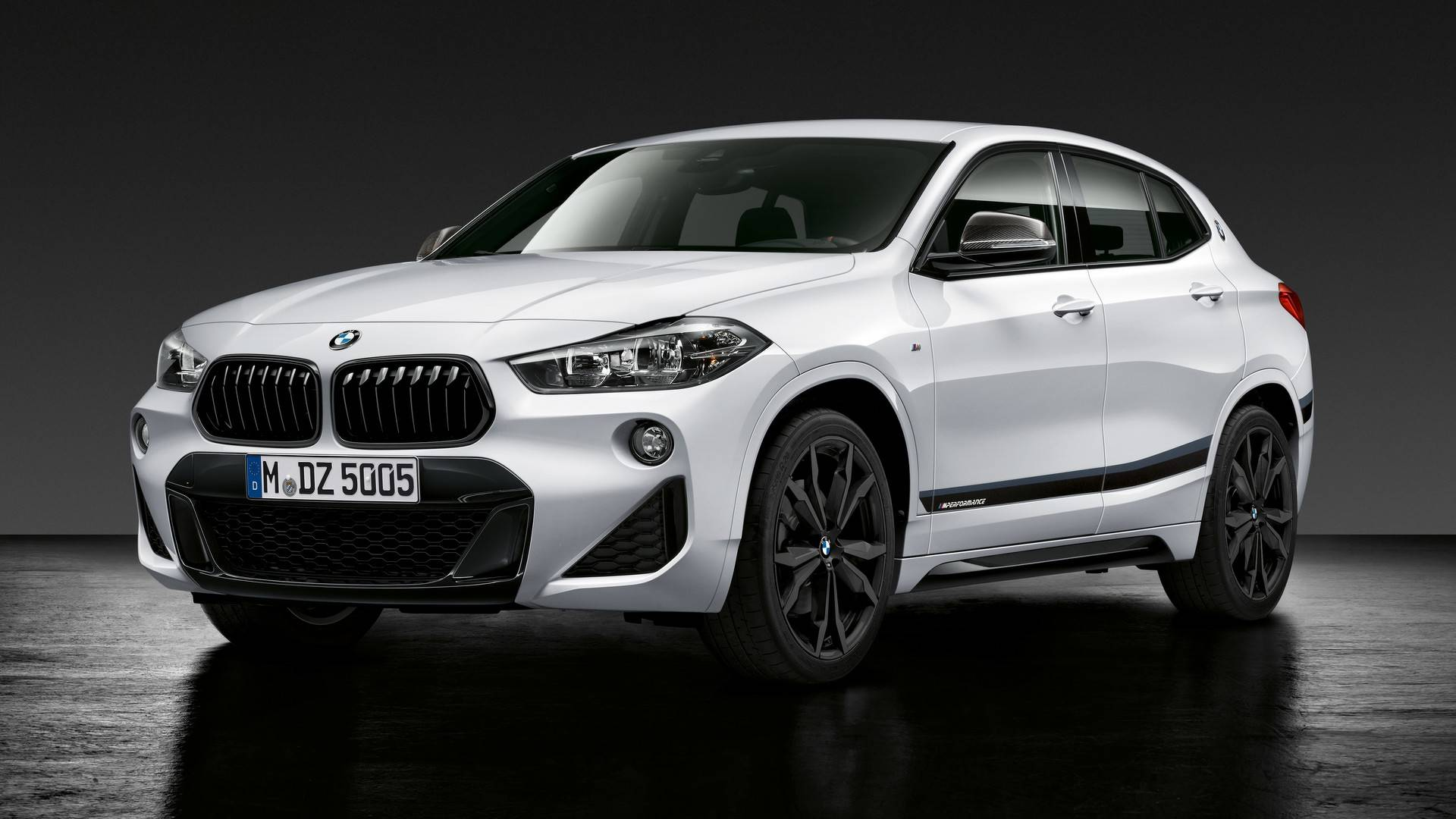 Des accessoires M Performance pour les BMW X2, X3 et X4