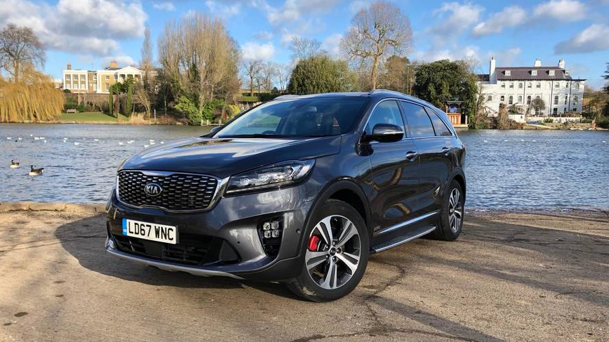2018 Kia Sorento GT-Line S first drive: Practical but pricey