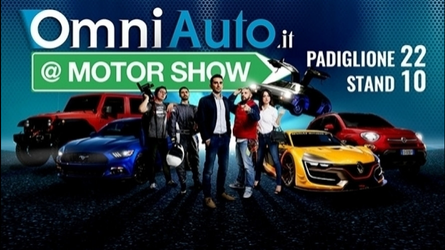 Motor Show: Meet OmniAuto.it, chi incontriamo questo (long) weekend