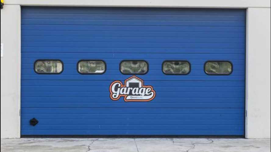 """OmniAuto.it ha un nuovo """"Garage"""" per le prove su strada"""