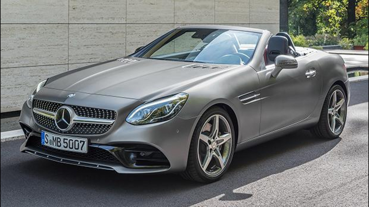 [Copertina] - Mercedes SLC, la lettera del cambiamento [VIDEO]