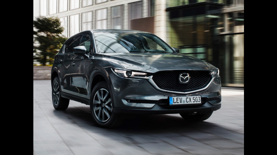 Mazda CX-5, fa molto sul serio [VIDEO]
