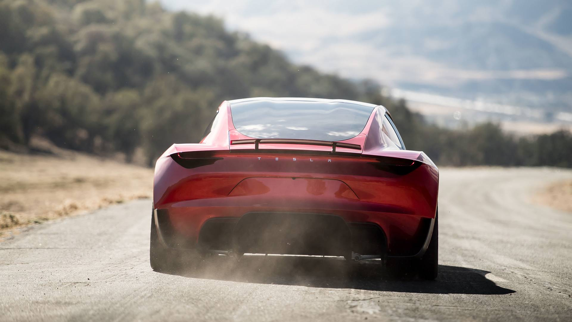 2020 Tesla Roadster With SpaceX Thrusters: What's The Benefit?