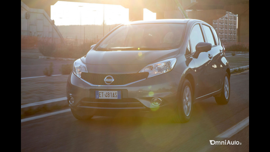 Nuova Nissan Note, la prova di Matt con il 1.2 Acenta [VIDEO]