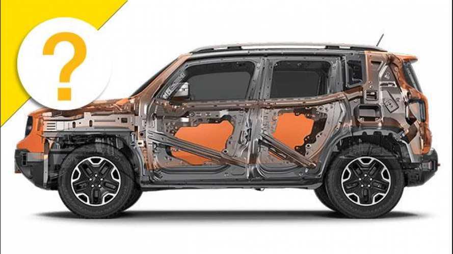 Di quanti pezzi è fatta un'auto?