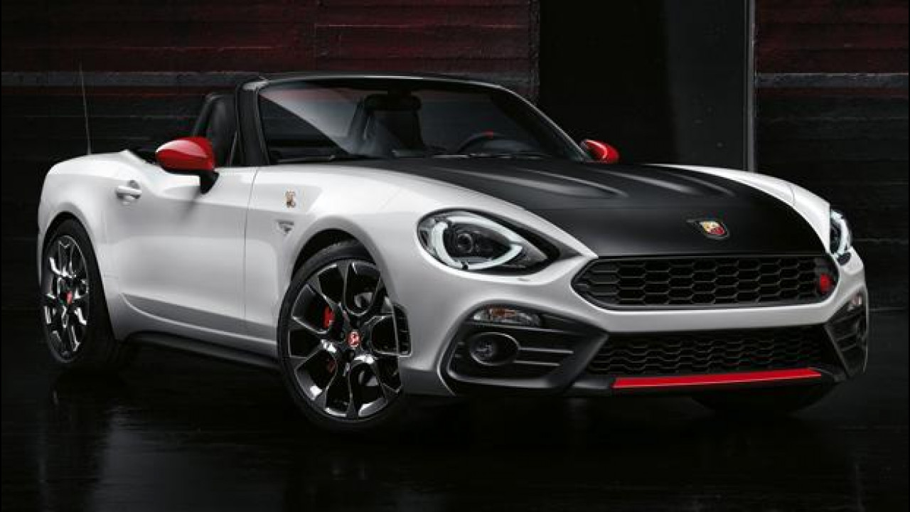 [Copertina] - Abarth 124 spider, stradale da track day [VIDEO]