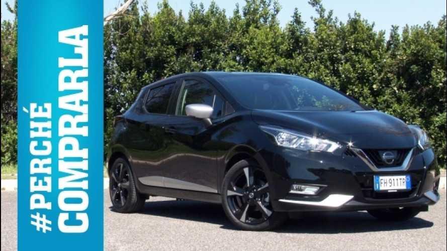 Nuova Nissan Micra, perché comprarla... e perché no [VIDEO]
