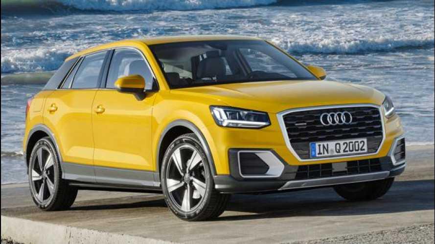 Audi Q2, il SUV di lusso in formato ridotto [VIDEO]