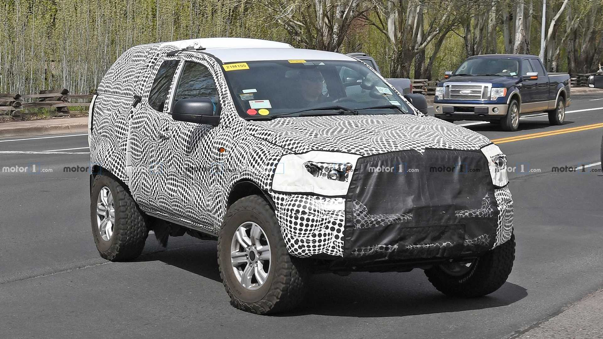 Ford Raptor Bronco >> Ford Bronco Raptor Reportedly Happening Could Get V8 Power