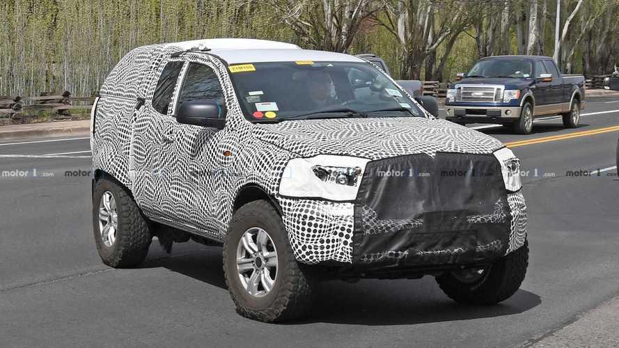 Ford, Bronco Raptor'u V8 motoru ile üretebilir