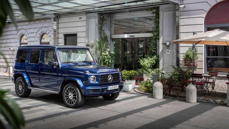 C'est officiel, le Mercedes-Benz Classe G deviendra électrique !