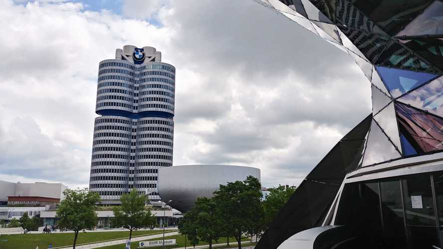 BMW Joins The Fight And Will Produce Face Masks