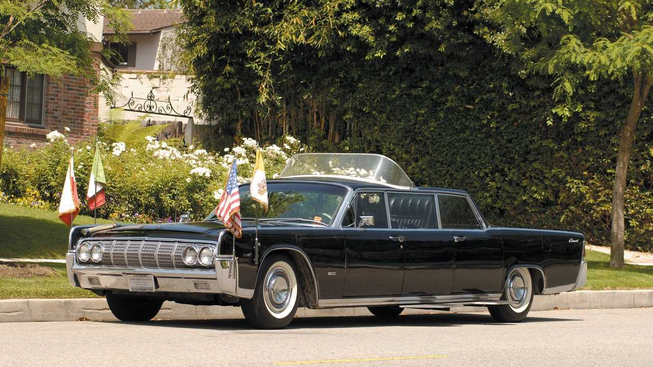 1964 - Lincoln Continental by Lehmann-Peterson