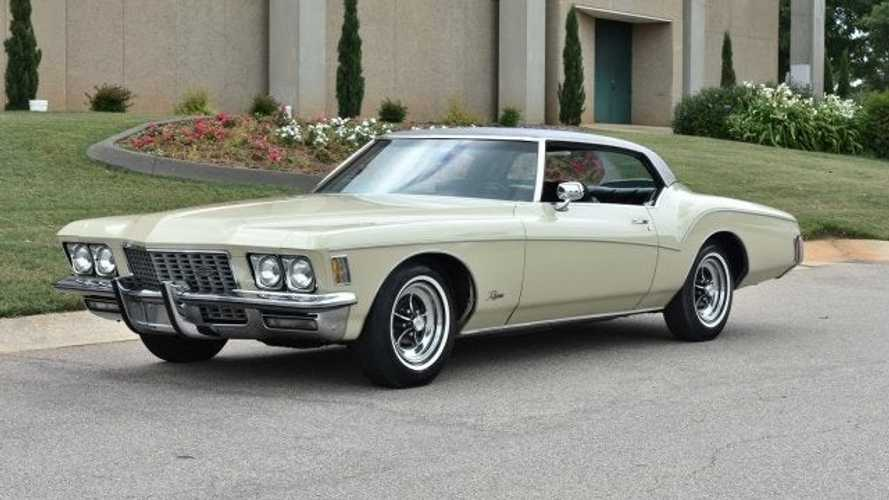 Low Mileage Factory Condition 1972 Buick Riviera Up For Grabs