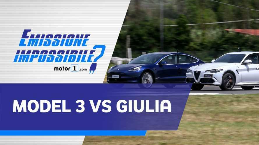 Tesla vs. Alfa Romeo, qui gagne et pourquoi ?
