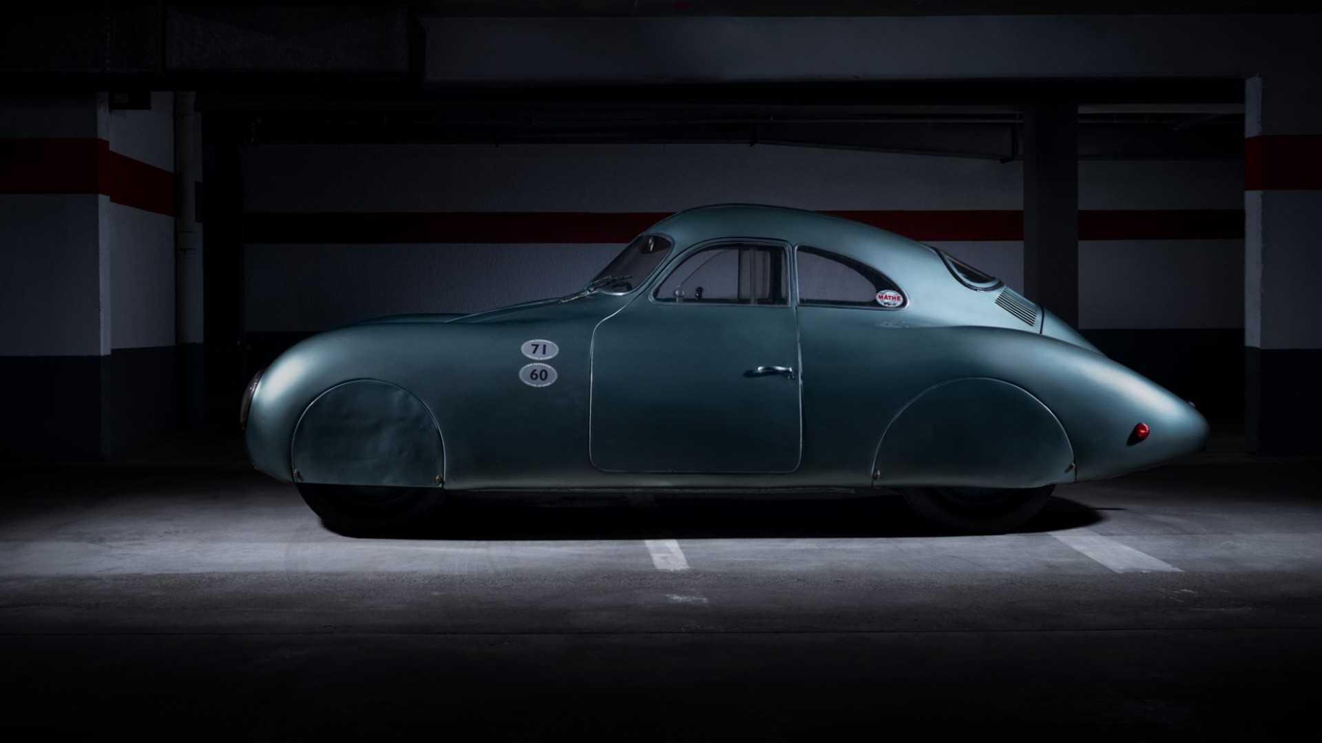 """[""""1939 Porsche Type 64""""]"""
