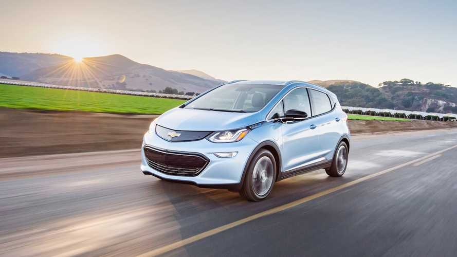 EPA Lists 2020 Chevrolet Bolt EV With 259 Miles Of Range