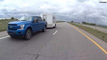 Ford F-150 Coyote Vs EcoBoost Towing