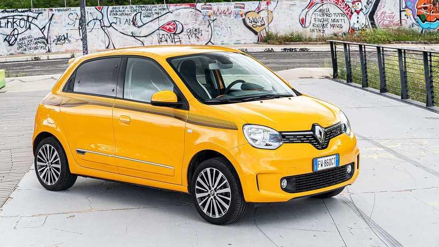 La Renault Twingo pronta a dire addio alla produzione