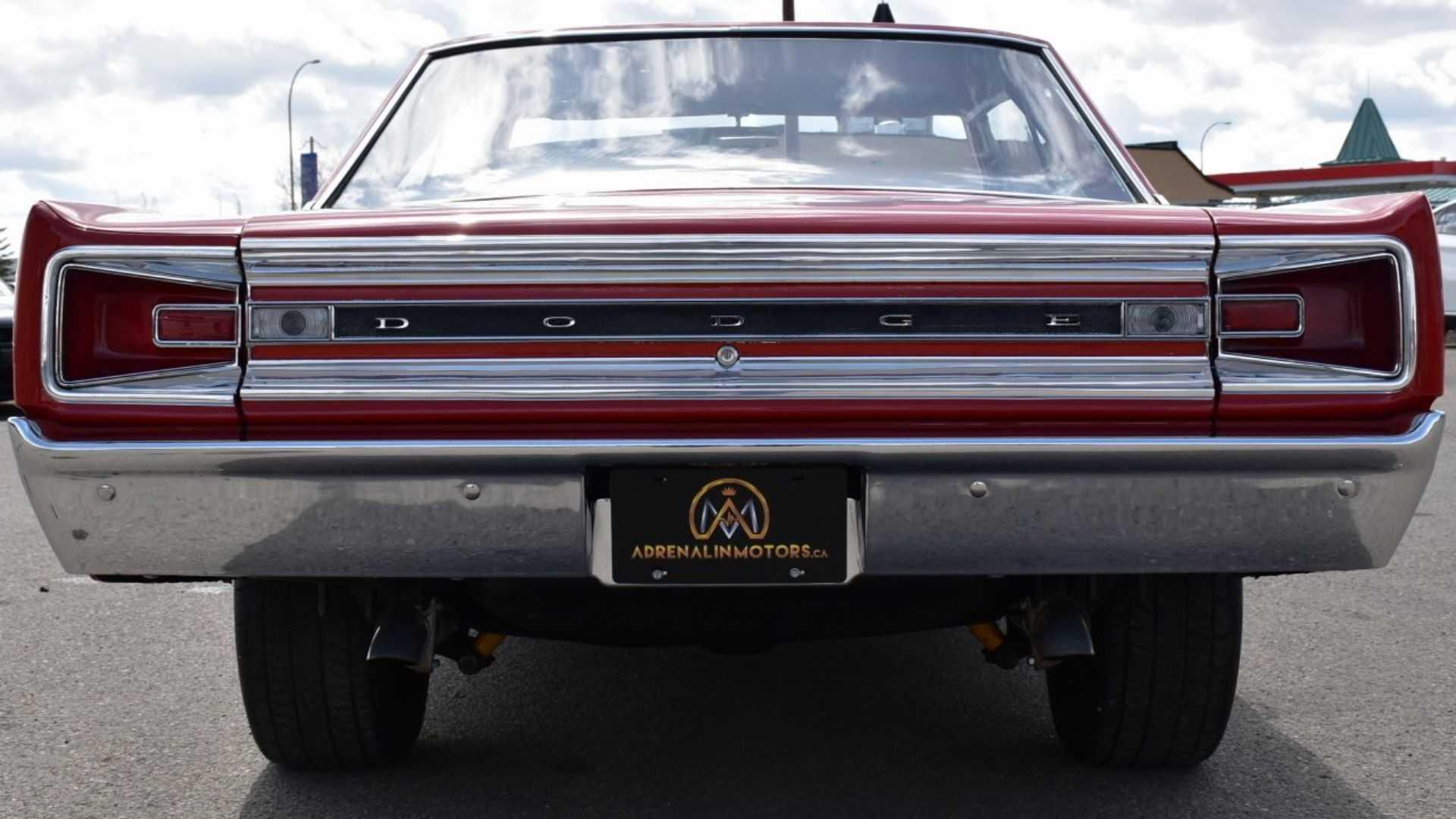 "[""Kick Some Ponies With A 1966 Dodge Coronet 426 Hemi""]"