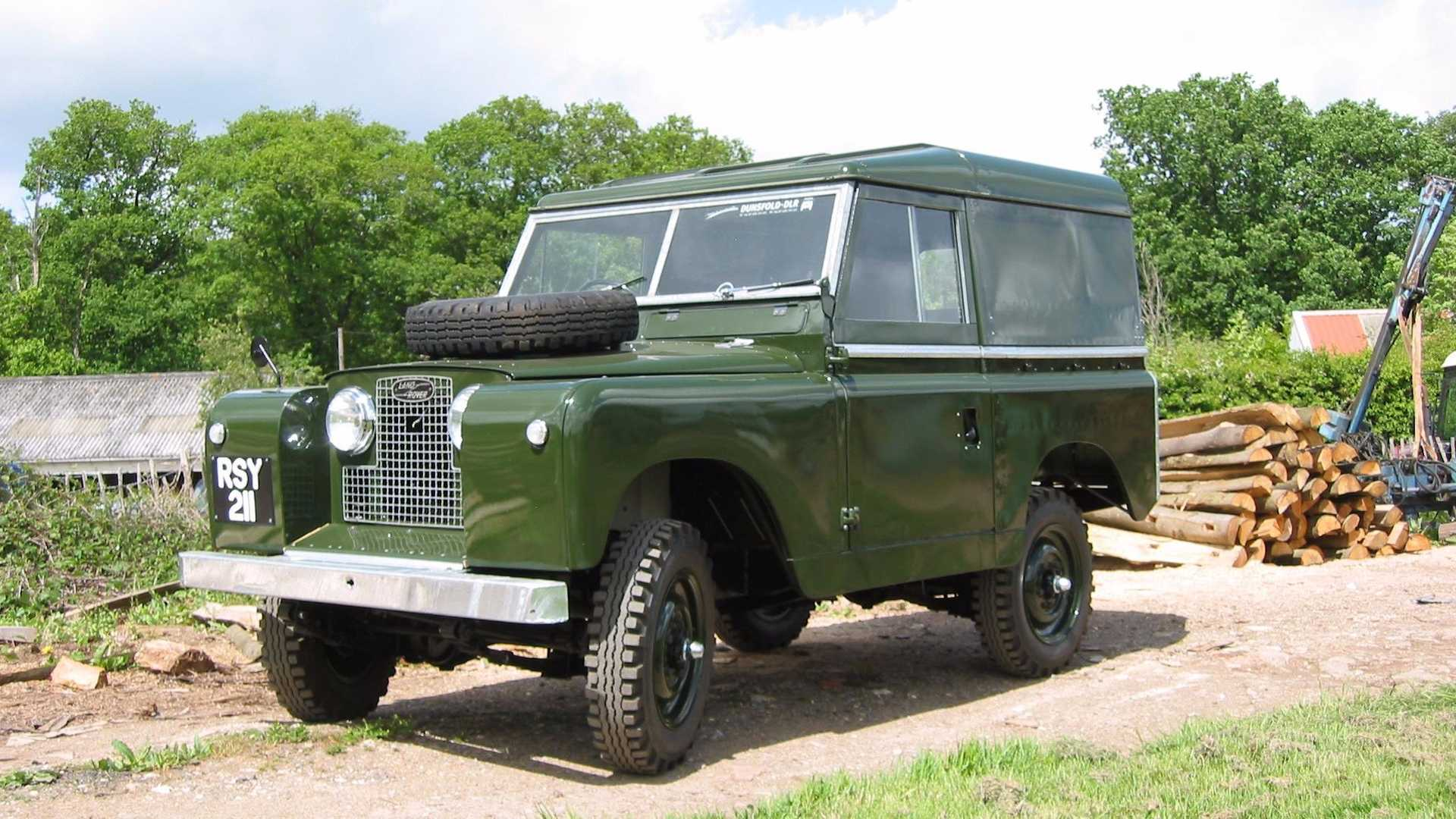 "[""Land Rover Series II/IIA Buying Guide""]"