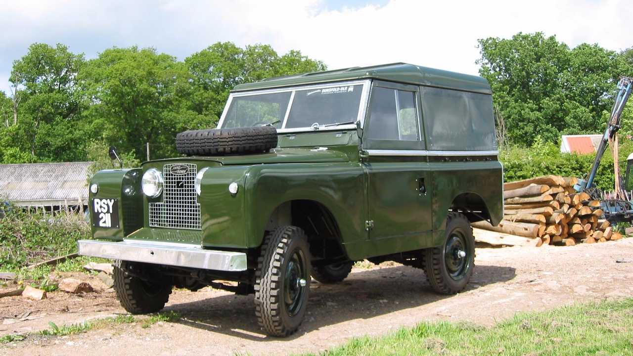 Land Rover Series II/IIA Buying Guide