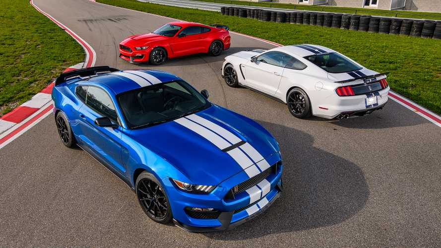 2019 Ford Mustang Shelby GT350: First Drive