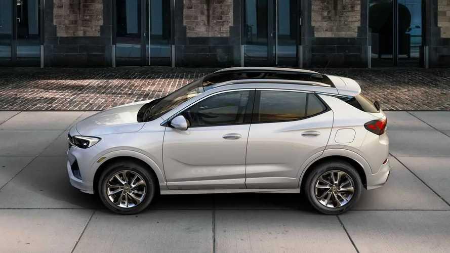 2020 Buick Encore GX | Motor1.com Photos