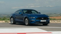 ford mustang 2019 versionen modellpalette