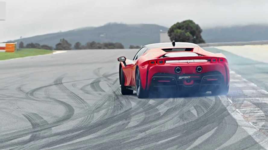 Découvrez l'assemblage de la Ferrari SF90 Stradale en vidéo