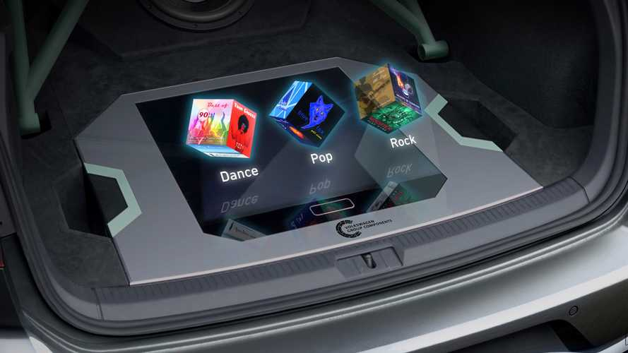 VW entwickelt Bedienkonzept auf Basis von Hologrammen