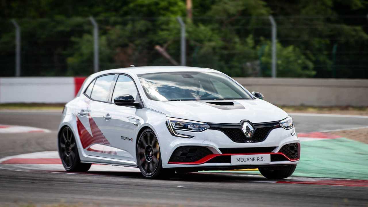 Renault Megane RS Trophy-R Test
