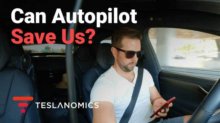 Bad Driving May Have An Antidote: Tesla Autopilot, Perhaps?