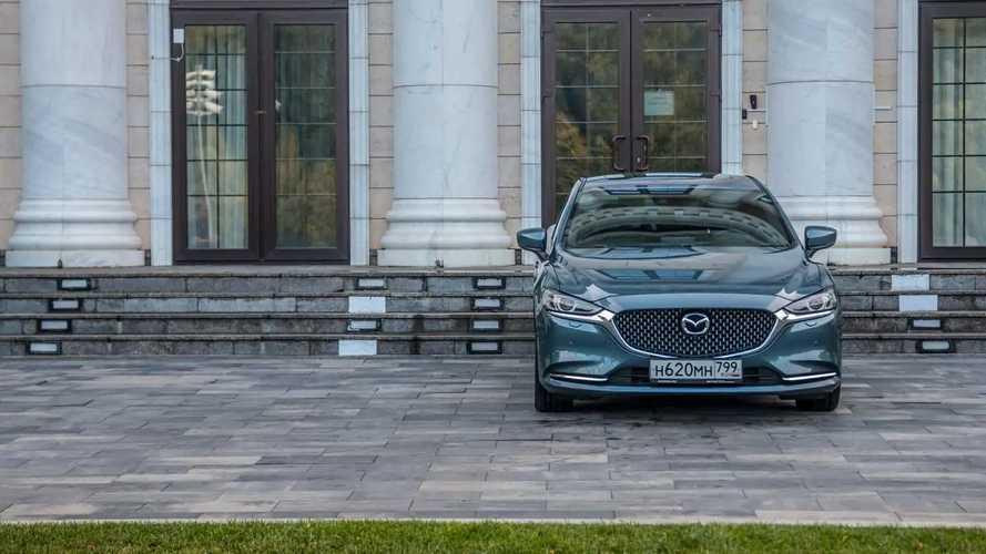 2018 Mazda 6 тест-драйв в Москве