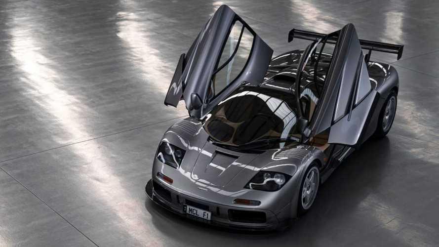 McLaren F1 LM, unica anche nel prezzo