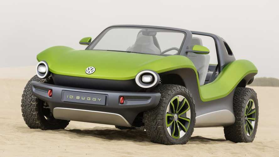 Volkswagen ID. BUGGY at 2019 Pebble Beach Concours D'Elegance