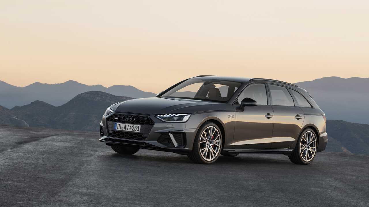 Audi A4 Avant restyling 2019