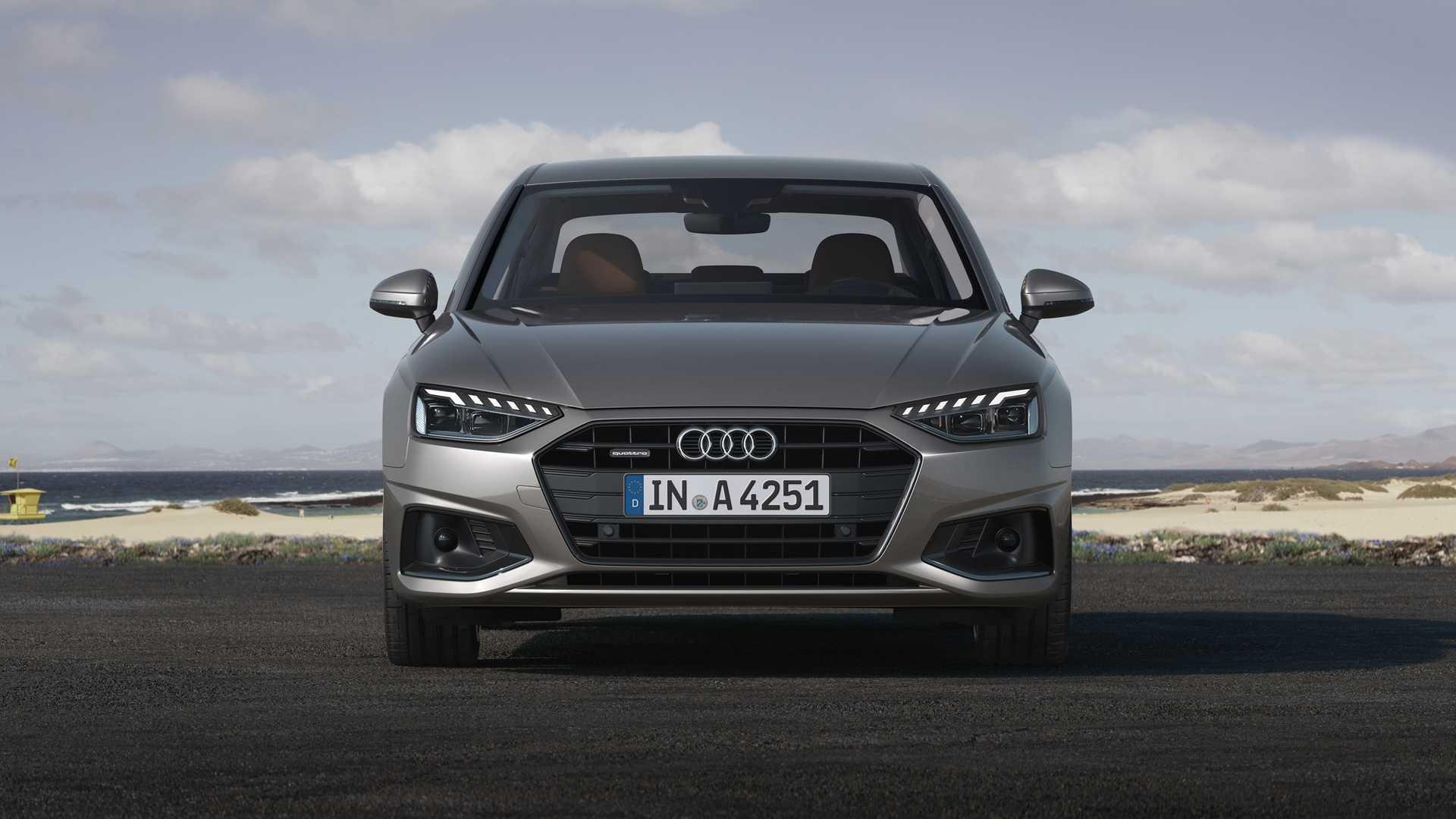 Audi Wollte Angeblich Nachsten A4 Auf Mqb Plattform Stutzen