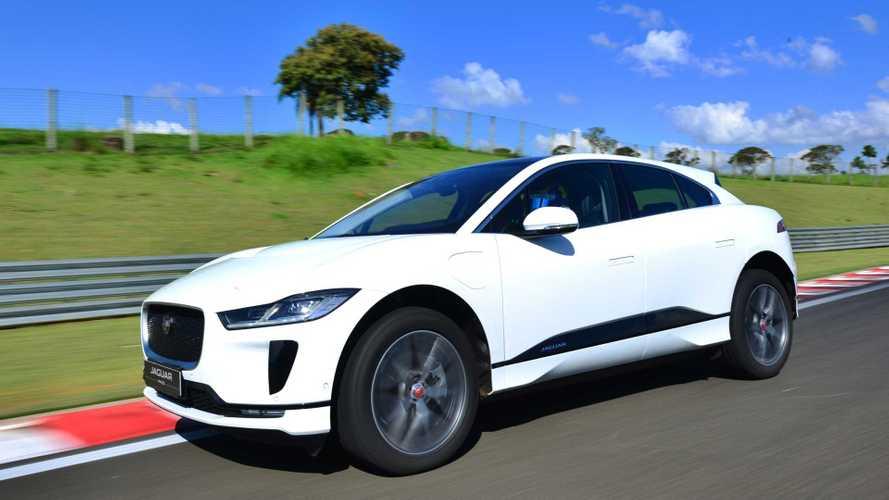 Jaguar I-Pace tem super descontos equivalentes a R$ 100 mil nos EUA