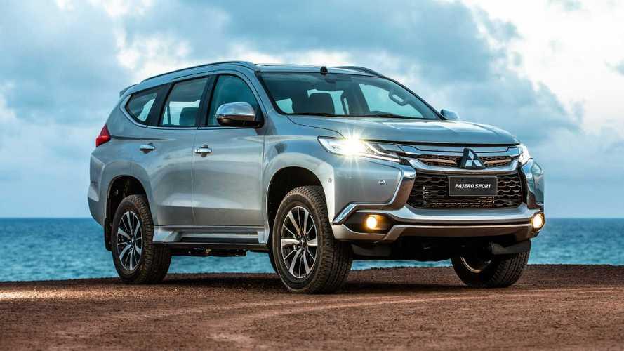 Mitsubishi paga até 5 parcelas na compra de Pajero Sport ou Eclipse Cross