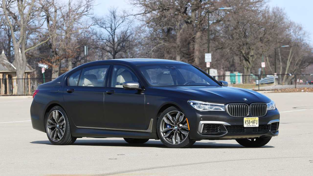BMW 7 Series – 48.7 days on market