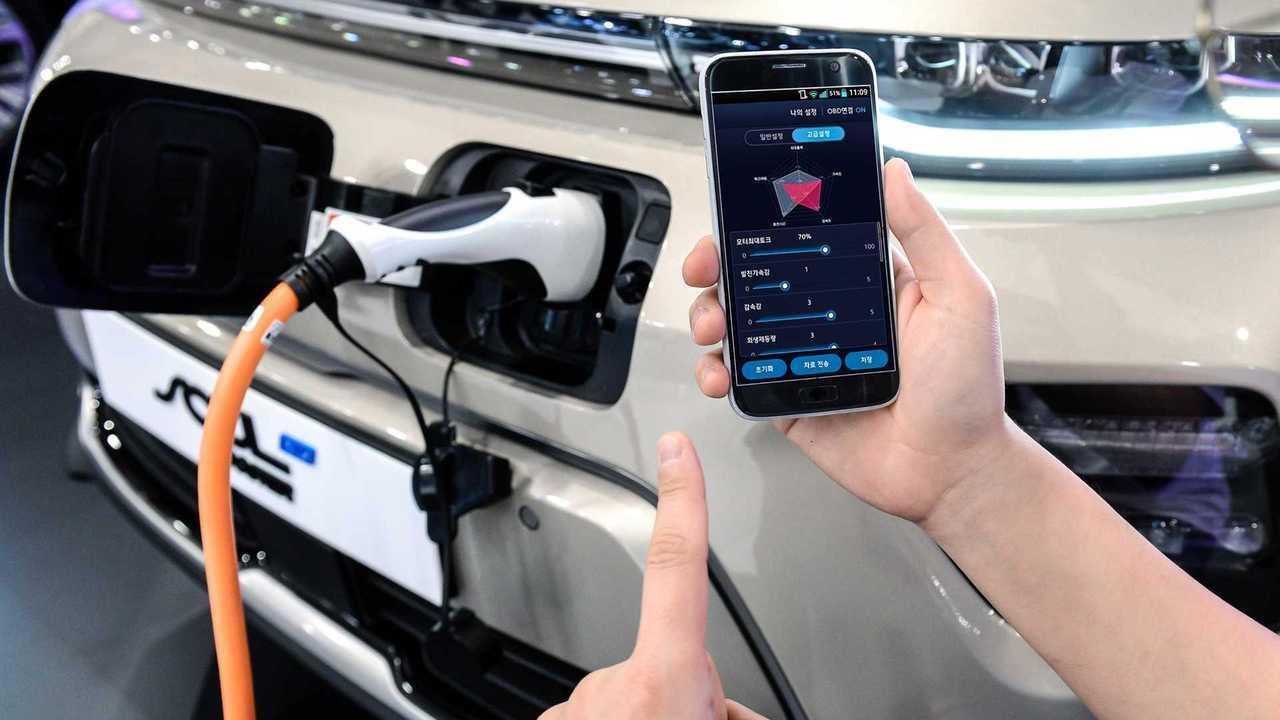 Hyundai Motor Group smartphone performance adjustment