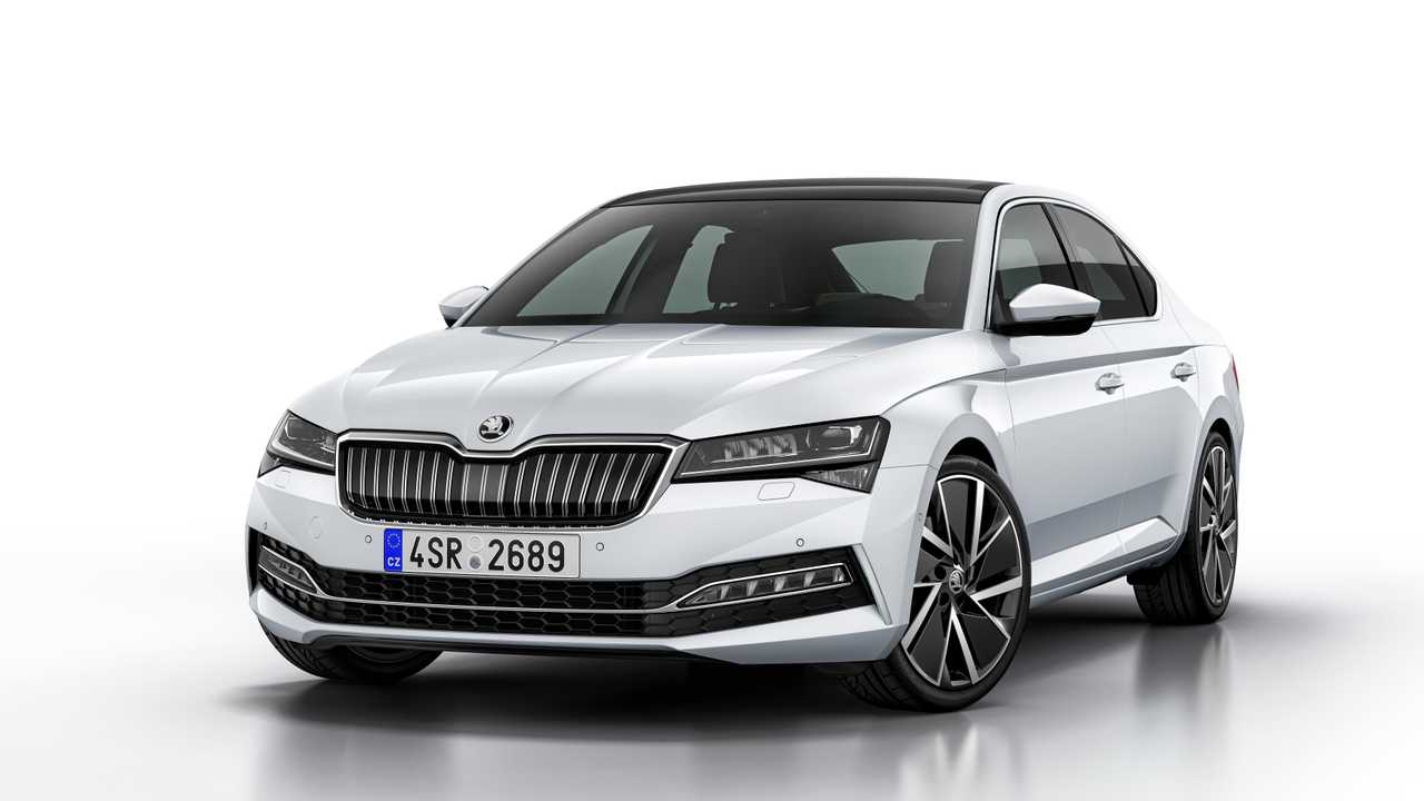 2020 Skoda Superb Facelift Goes Official With Plug In Hybrid