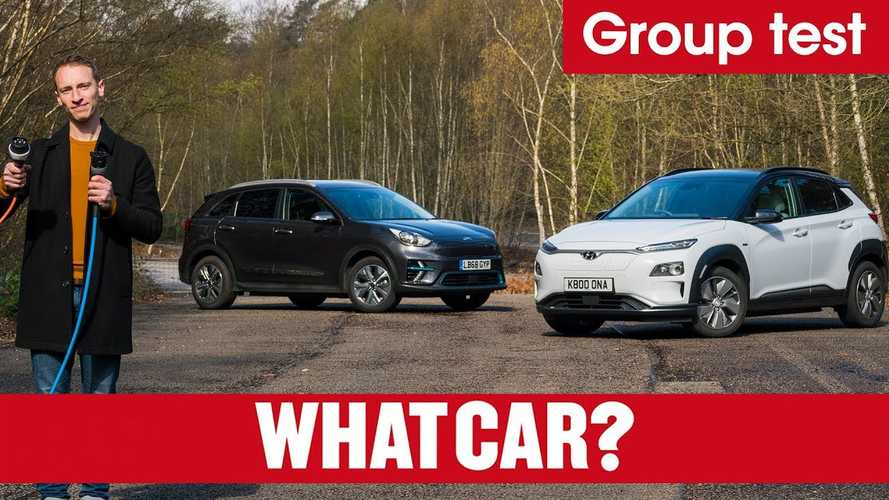 Corporate Cousin Rivalry: Kia Niro EV Vs Hyundai Kona Electric