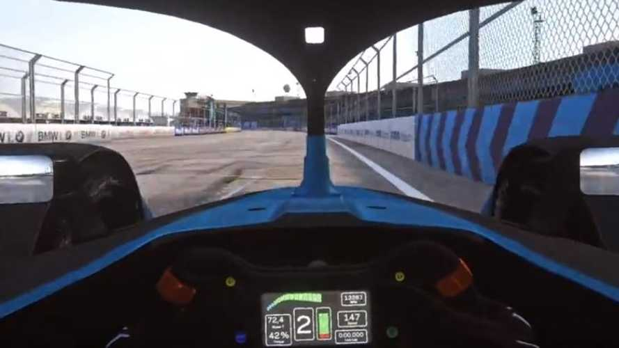 Hop On Board For A Virtual Lap Of The Formula E Berlin ePrix