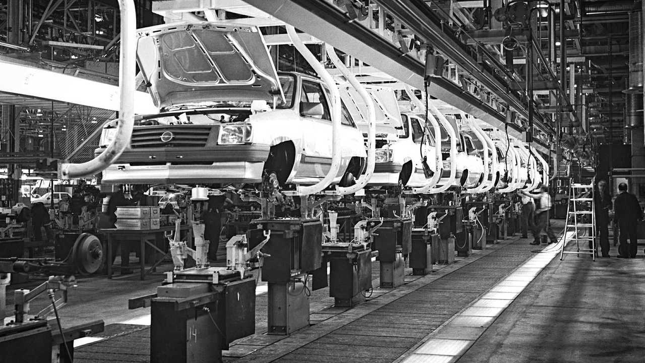 Opel Corsa Historie: Corsa A (1982)